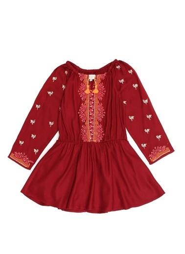 Beymen Kids Elbise Kırmızı